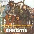 Cristie (сингл)Everything`s Gonna Be Alright (Angola front) Everything`s Gonna Be Alright (Angola  front), 1972
