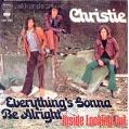 Cristie (сингл)Everything`s Gonna Be Alright (Germany front) Everything`s Gonna Be Alright (Germany front), 1972