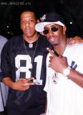 Jay-z and P Diddy