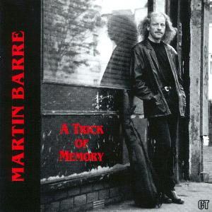Martin Barre - A Trick Of Memory